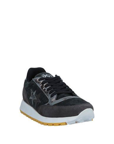 2star Sneakers Donna Scarpe Nero