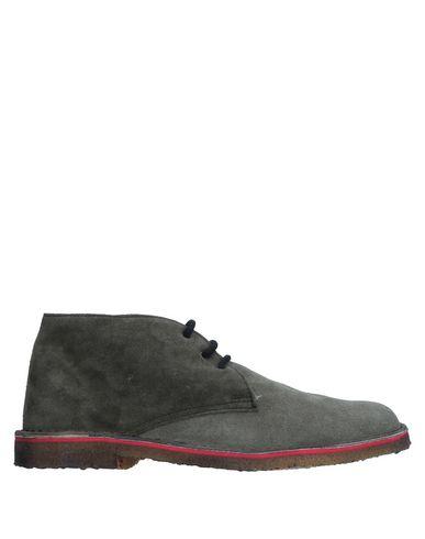 Zapatos de hombre y mujer de Botín promoción por tiempo limitado Botín de Weg Hombre - Botines Weg - 11550919SJ Verde militar 7ee4a8