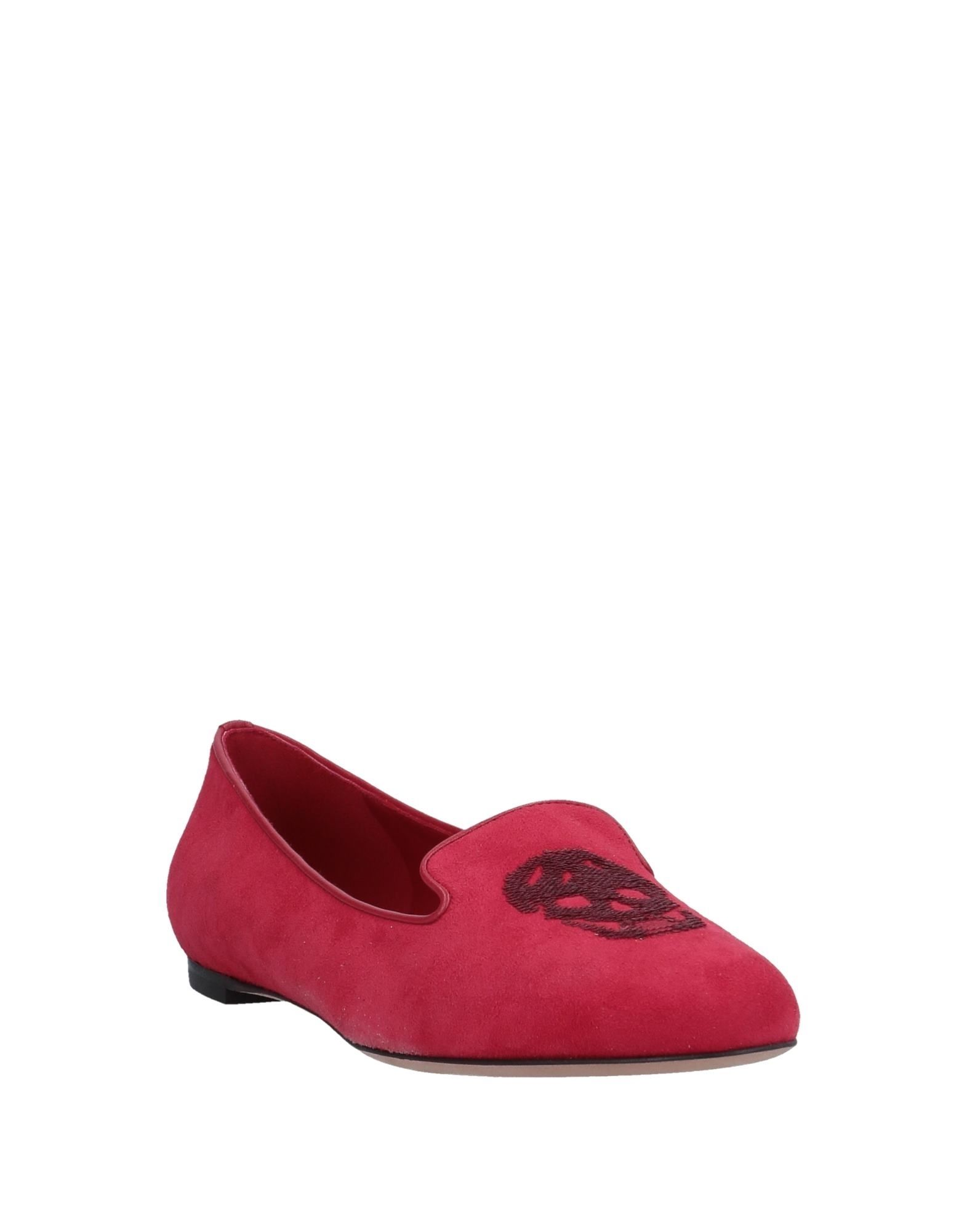 Alexander  Mcqueen Mokassins Damen  Alexander 11551064IDGünstige gut aussehende Schuhe f85976