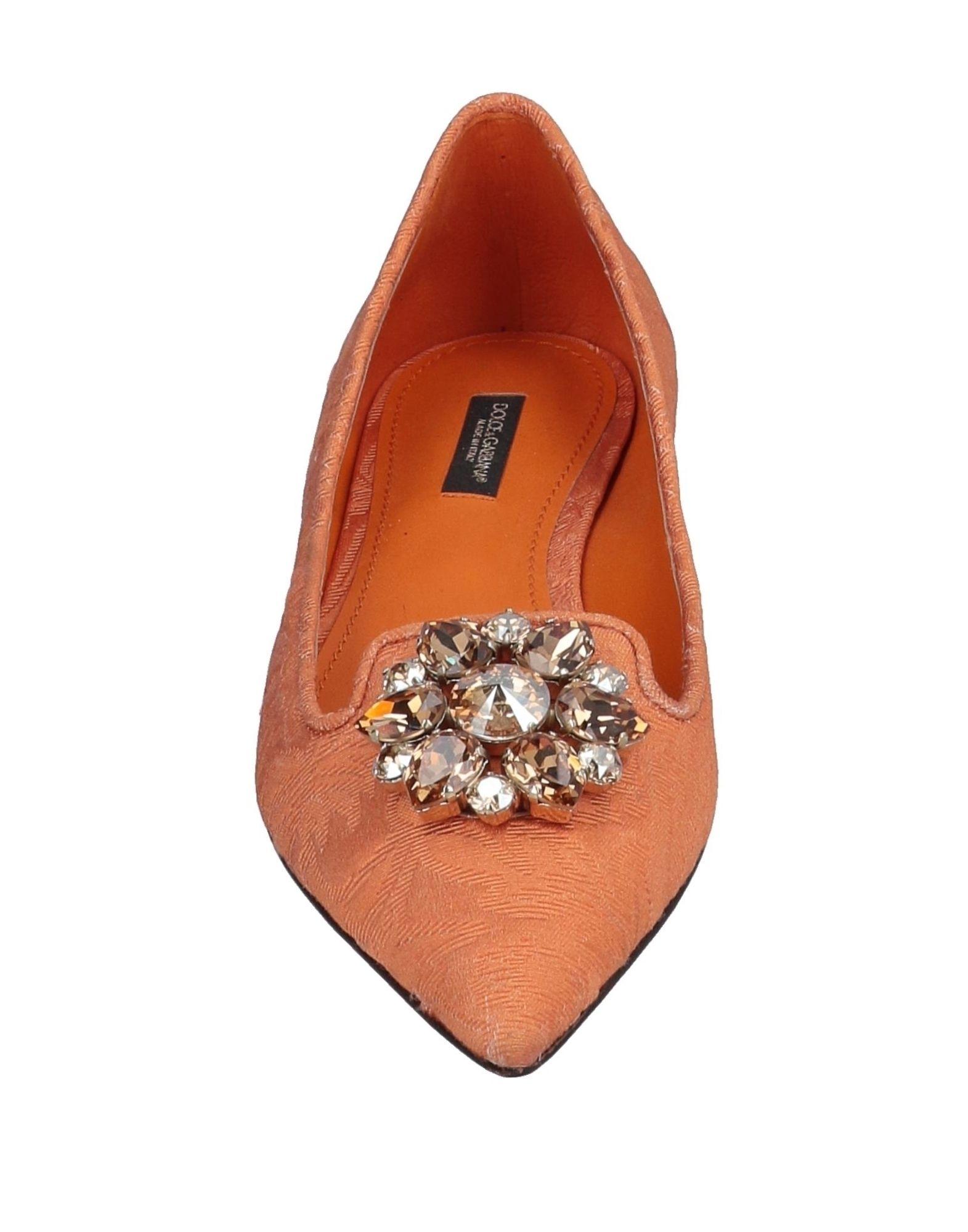 Dolce & 11551125OTGünstige Gabbana Mokassins Damen  11551125OTGünstige & gut aussehende Schuhe f54086