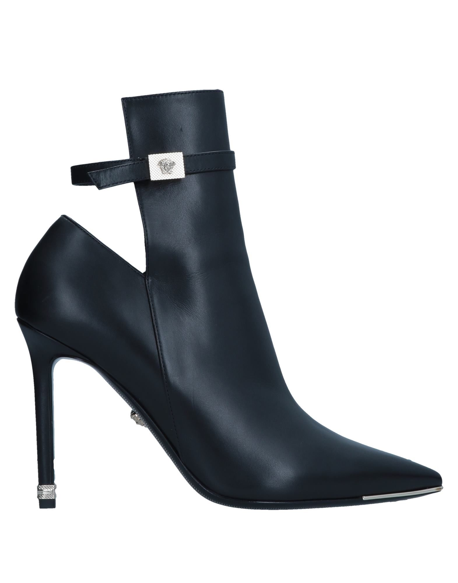 Versace Ankle Boot Boots - Women Versace Ankle Boots Boot online on  Australia - 11551219RM d38c38
