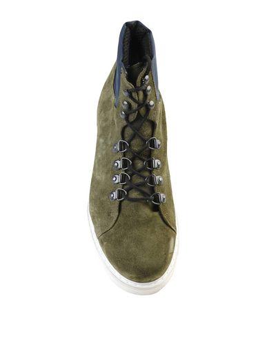 Hecon Sneakers Uomo Scarpe Heconverde Militare