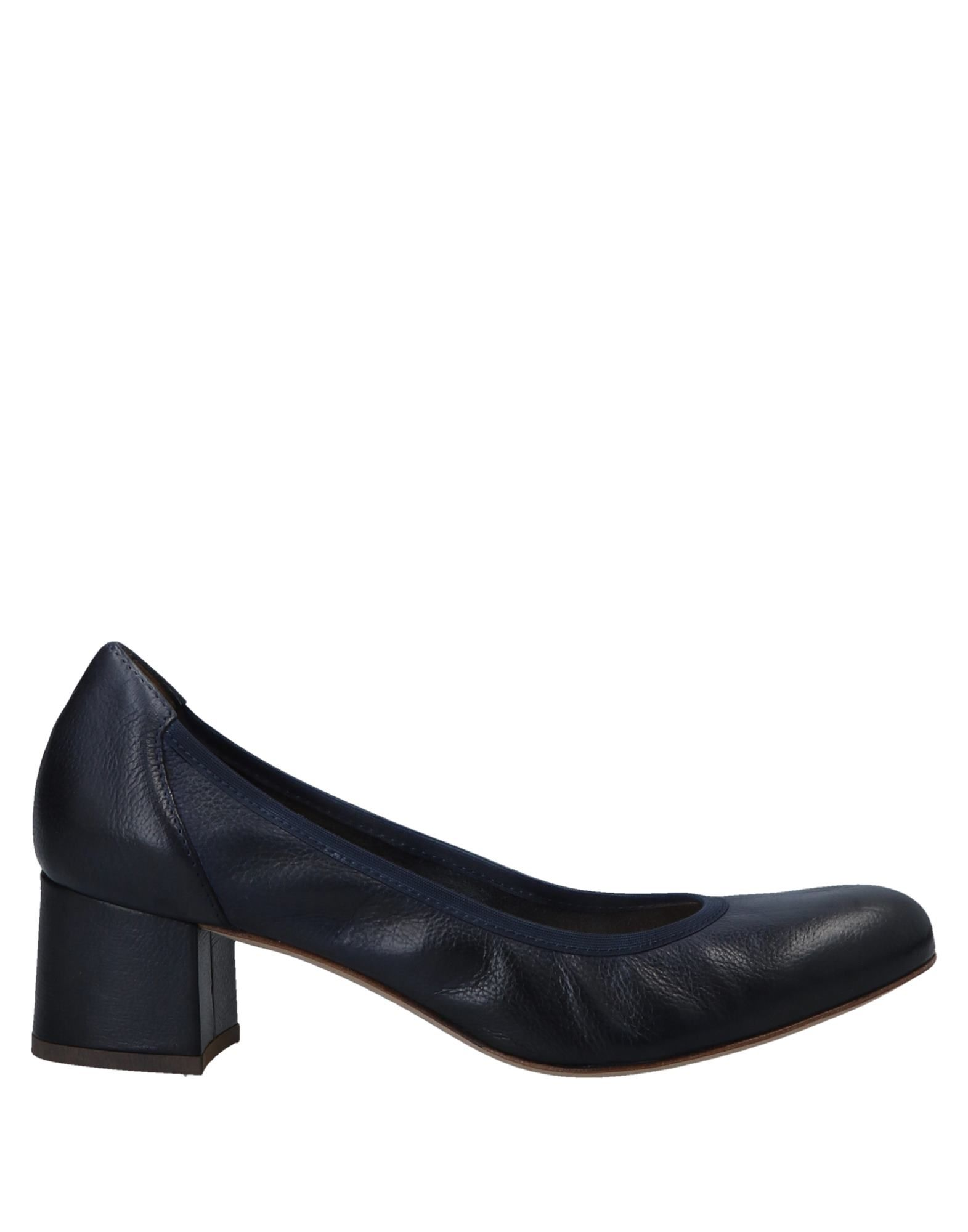 Escarpins Calpierre Femme - Escarpins Calpierre Bleu foncé Chaussures femme pas cher homme et femme
