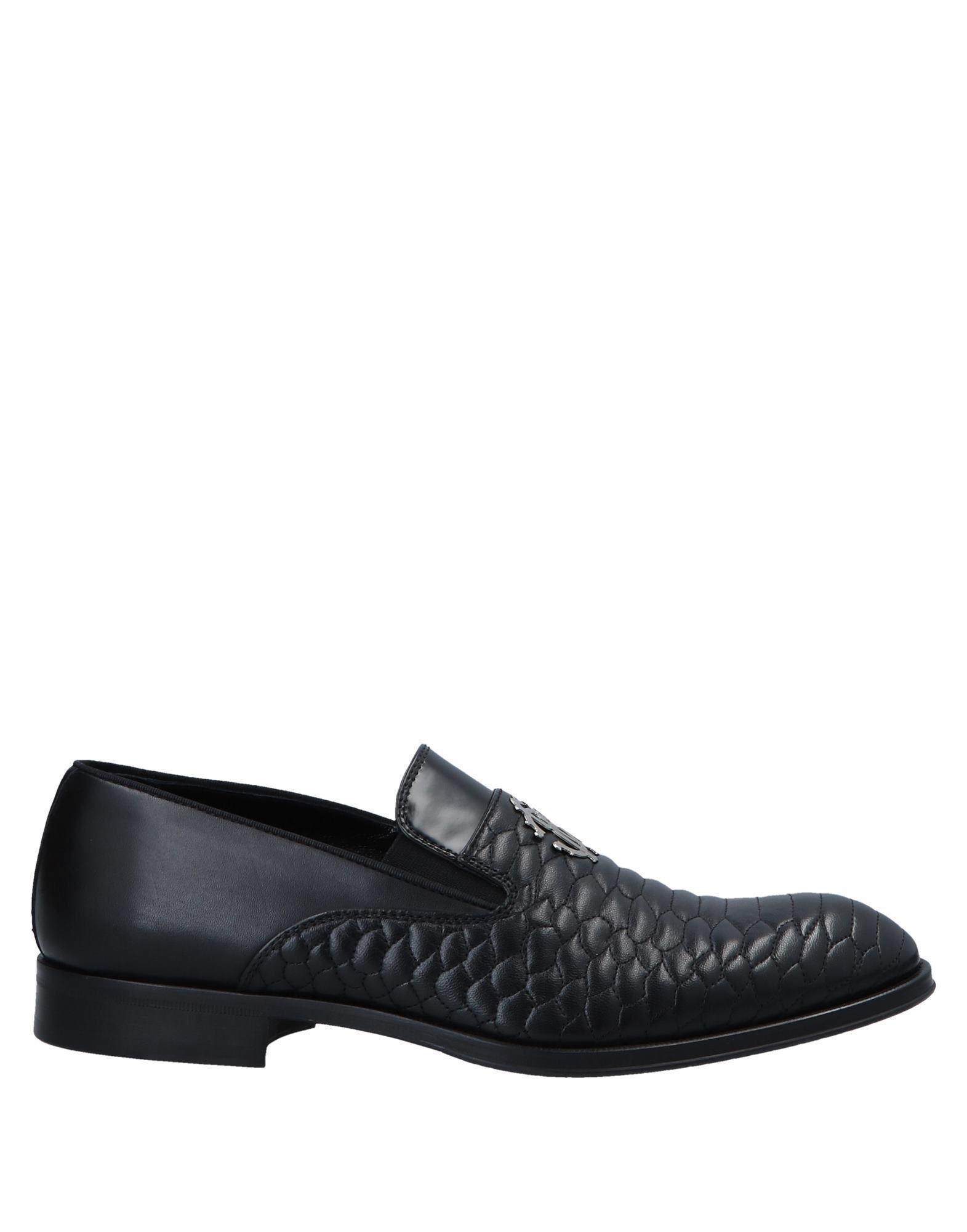 Roberto Cavalli Mokassins Herren  11551391NF Gute Qualität beliebte Schuhe