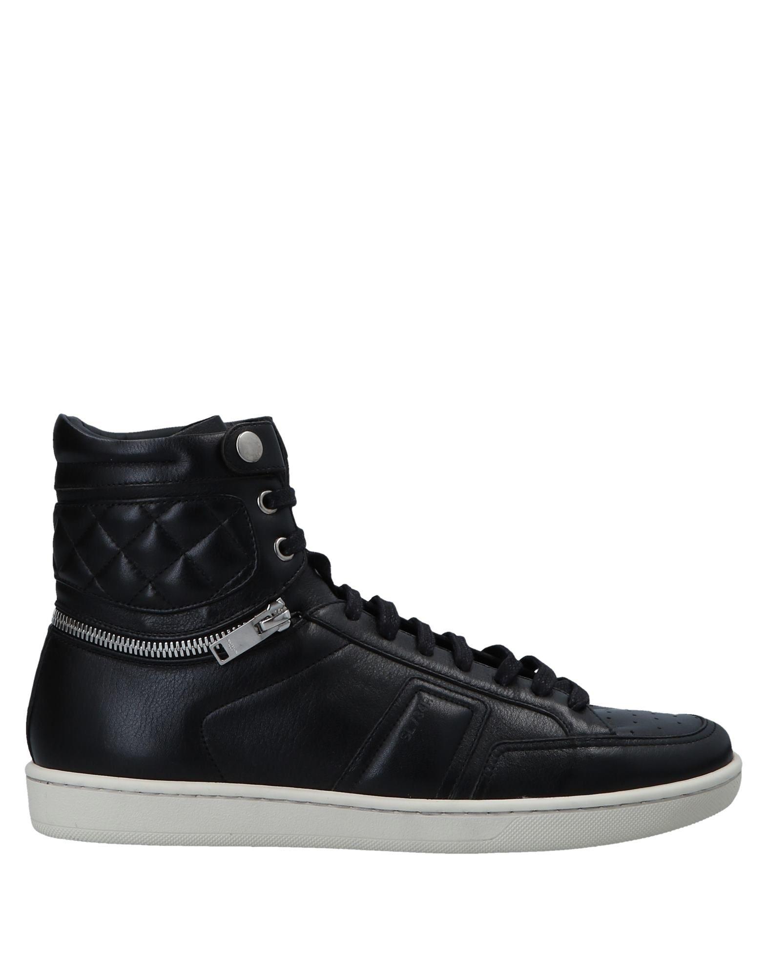Sneakers Saint Laurent  Homme - Sneakers Saint Laurent  Laurent Noir Dédouanement saisonnier 870ce6