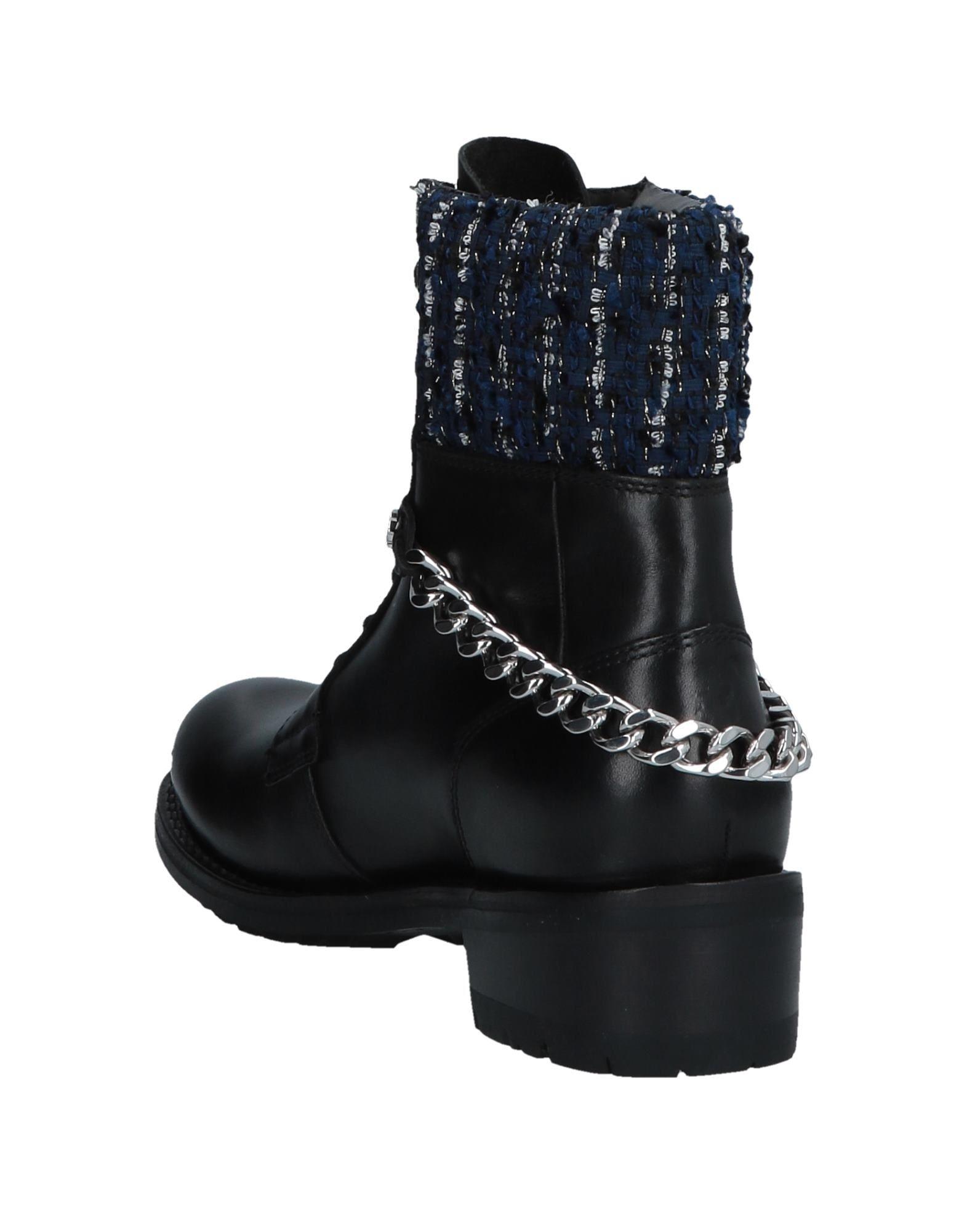 Stilvolle billige Schuhe Karl 11551619ET Lagerfeld Stiefelette Damen  11551619ET Karl d623d8