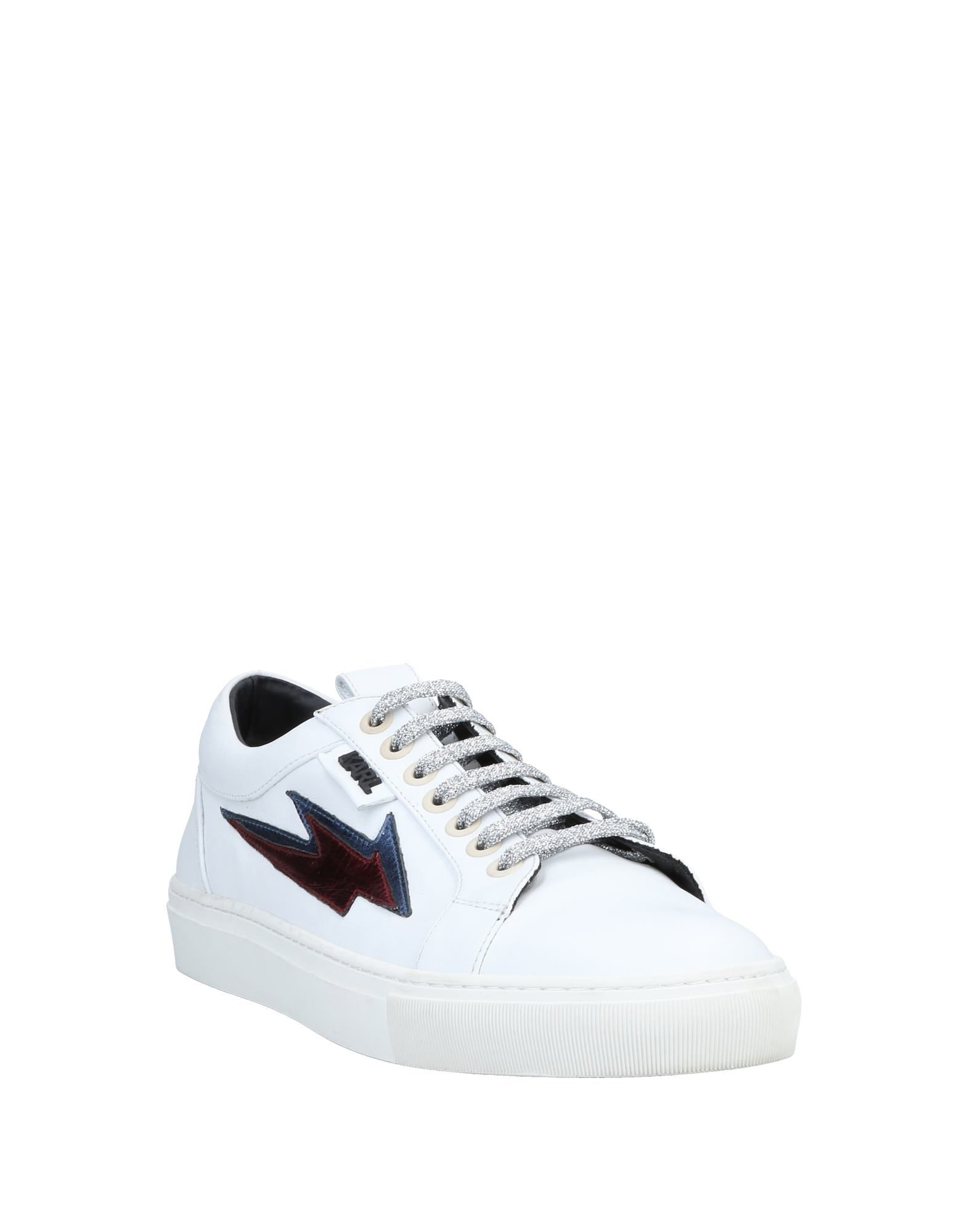 Karl Lagerfeld Sneakers aussehende Damen  11551622URGut aussehende Sneakers strapazierfähige Schuhe 590b1d