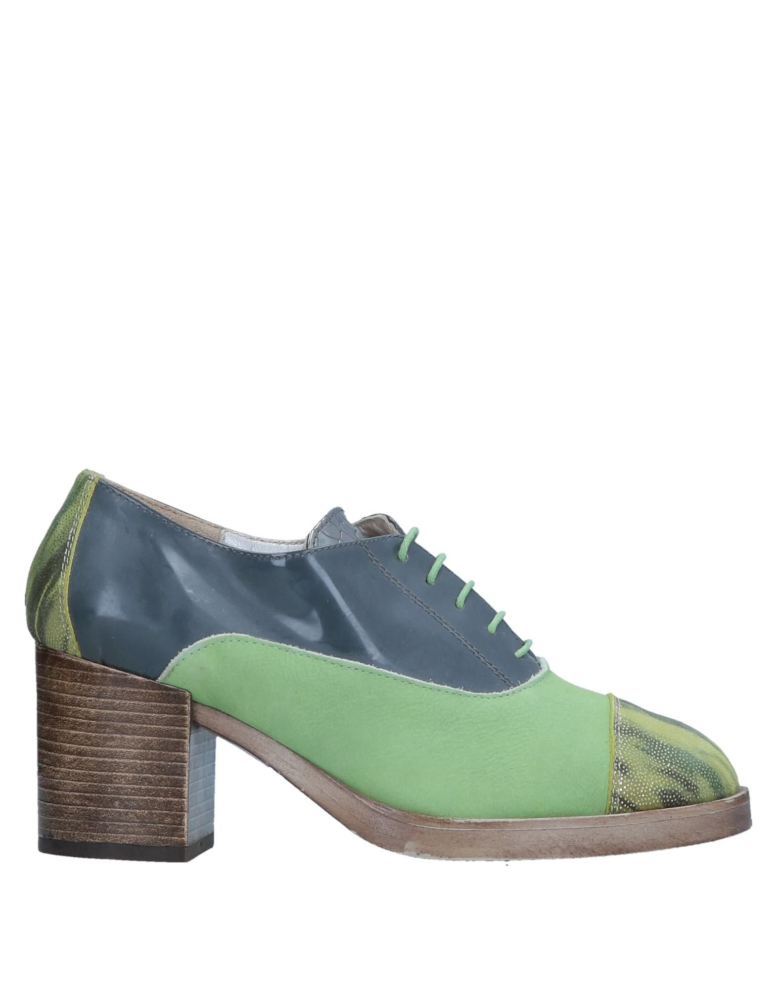 Gut um billige Schuhe zu tragenEbarrito Schnürschuhe Damen  11552046OI