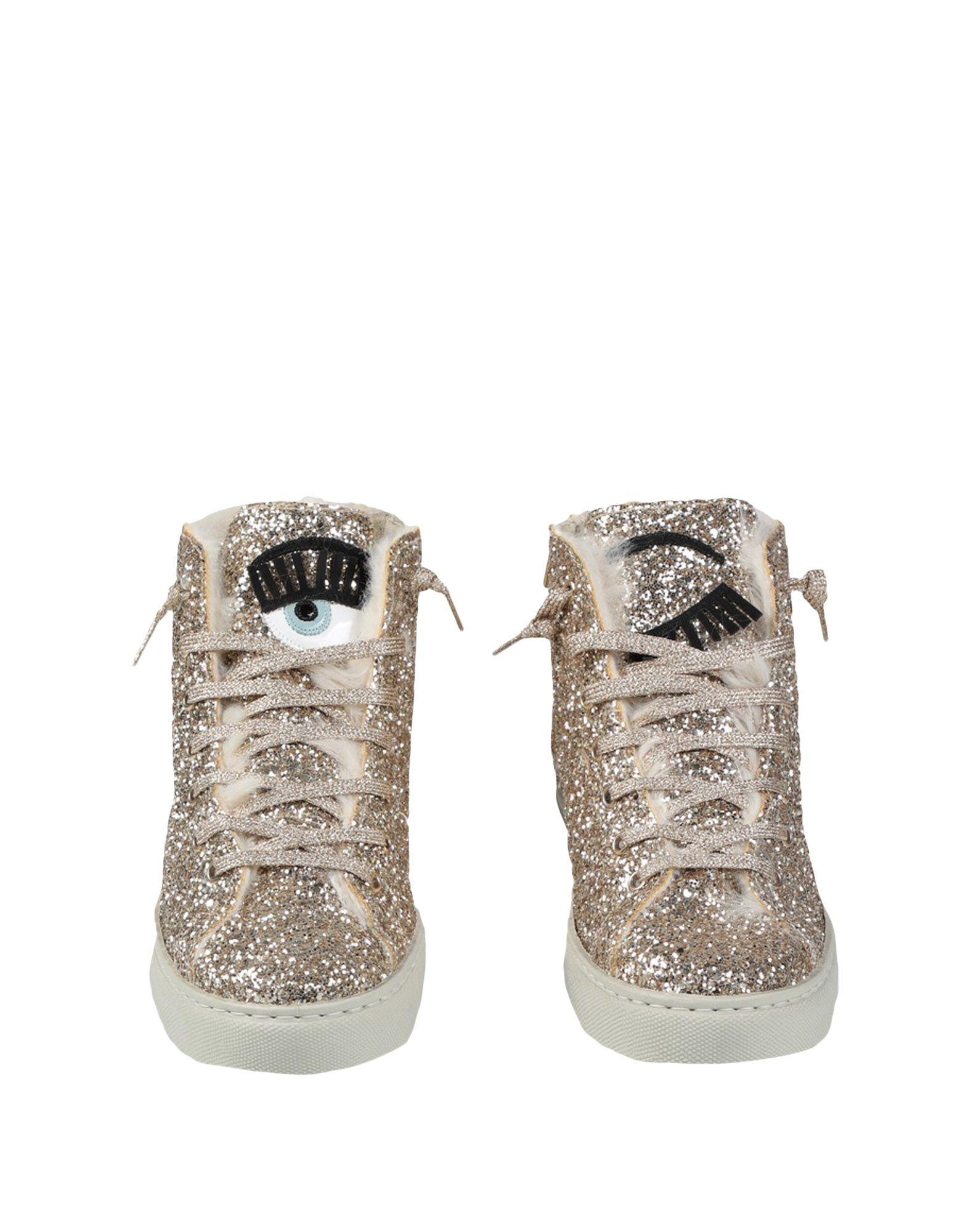 Rabatt Schuhe Chiara Ferragni  Sneakers Damen  Ferragni 11552083PC 019651