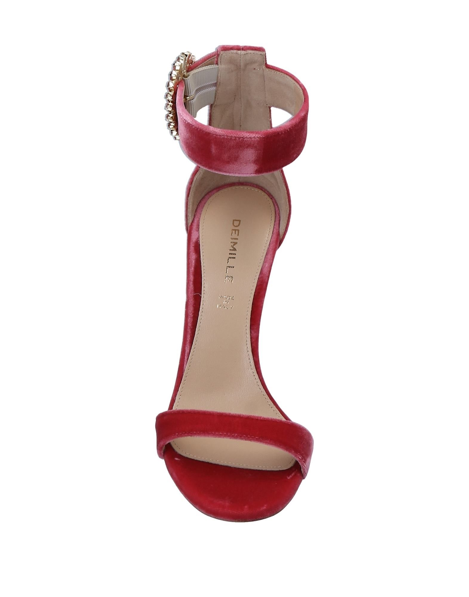 Stilvolle Damen billige Schuhe Deimille Sandalen Damen Stilvolle  11552097AT abacff