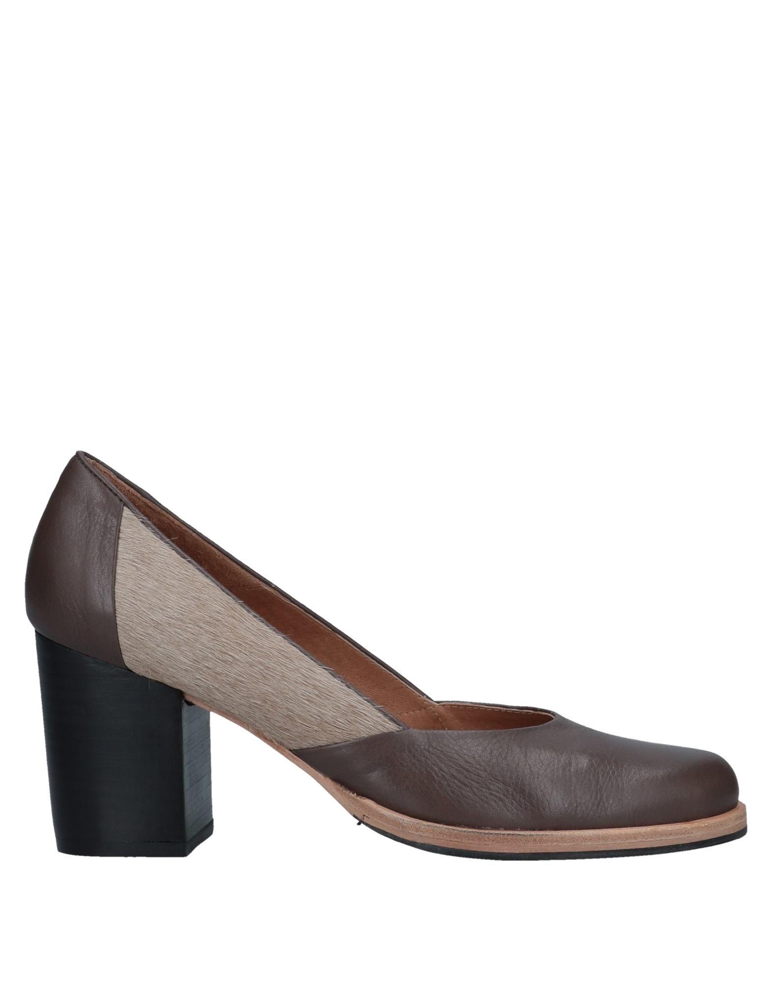Escarpins Anaid Kupuri Femme - Escarpins Anaid Kupuri Marron Dernières chaussures discount pour hommes et femmes
