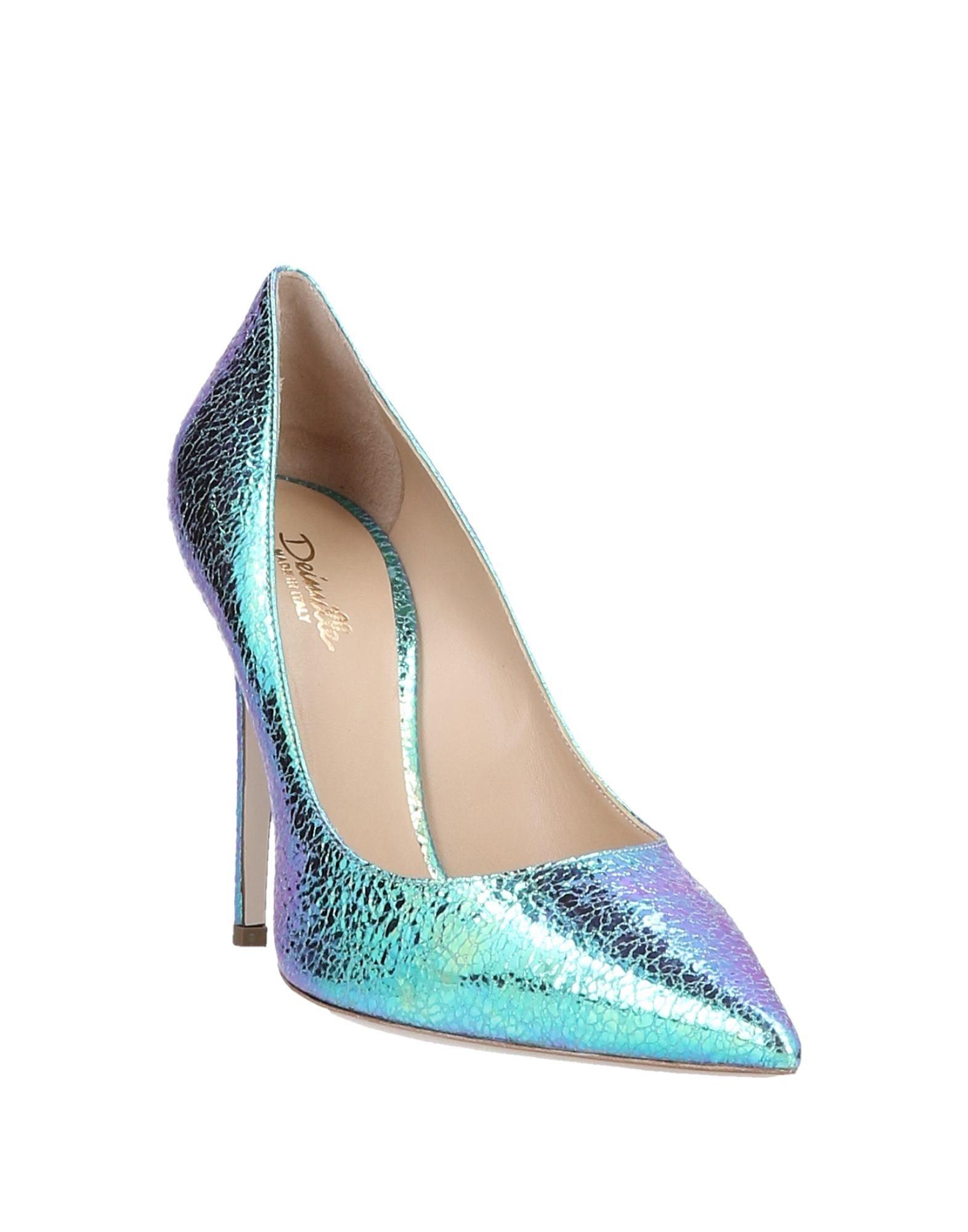 Stilvolle Damen billige Schuhe Deimille Pumps Damen Stilvolle  11552491AS b7f6c1