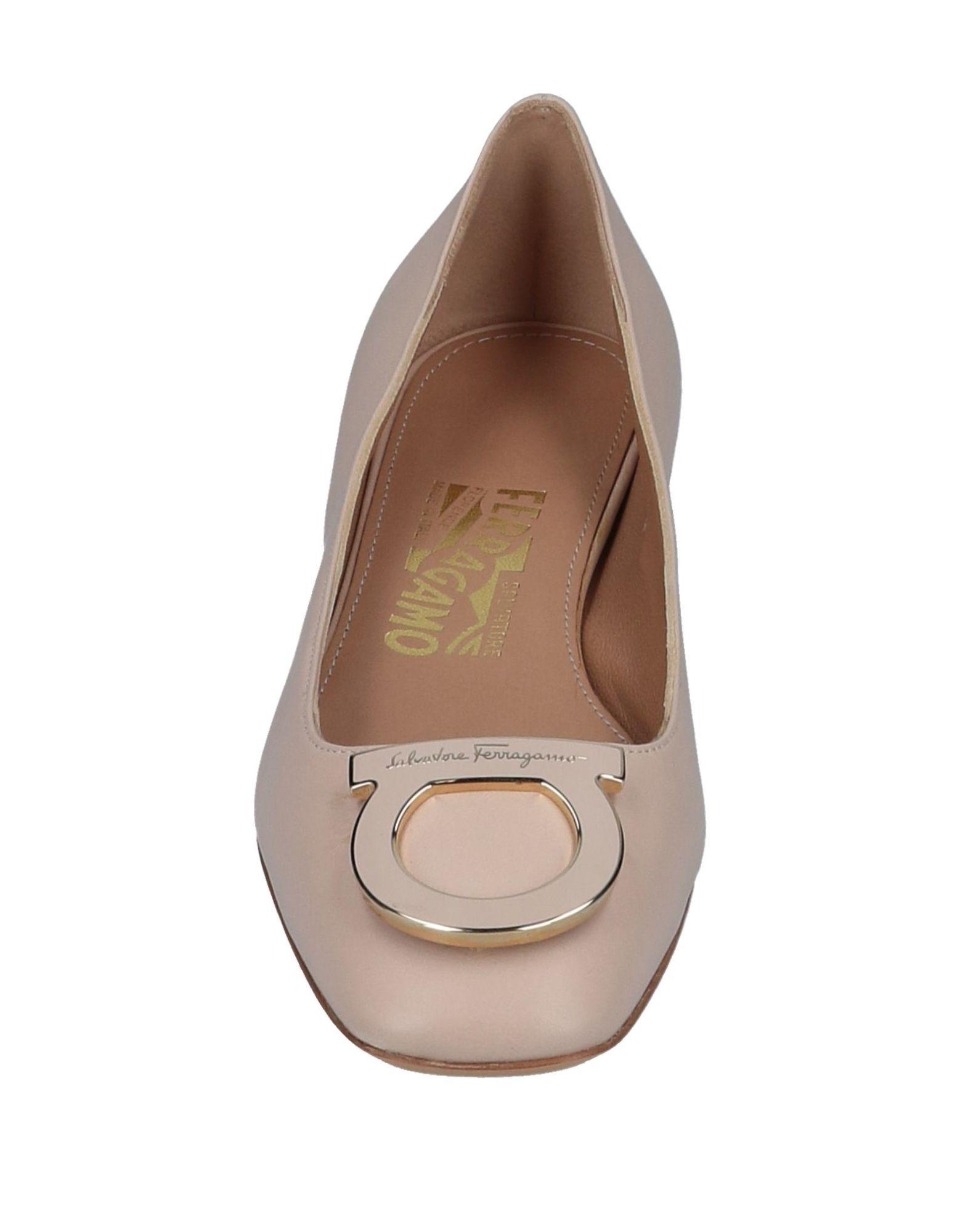 Rabatt Schuhe Salvatore Damen Ferragamo Ballerinas Damen Salvatore  11552497JN cad191