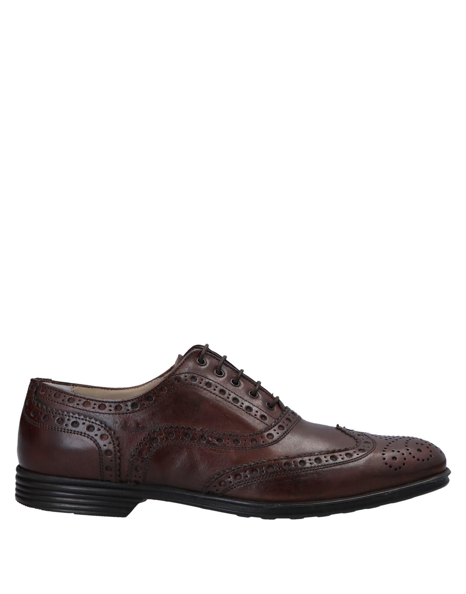Rabatt echte Schuhe Baldinini Schnürschuhe Herren  11552516DV