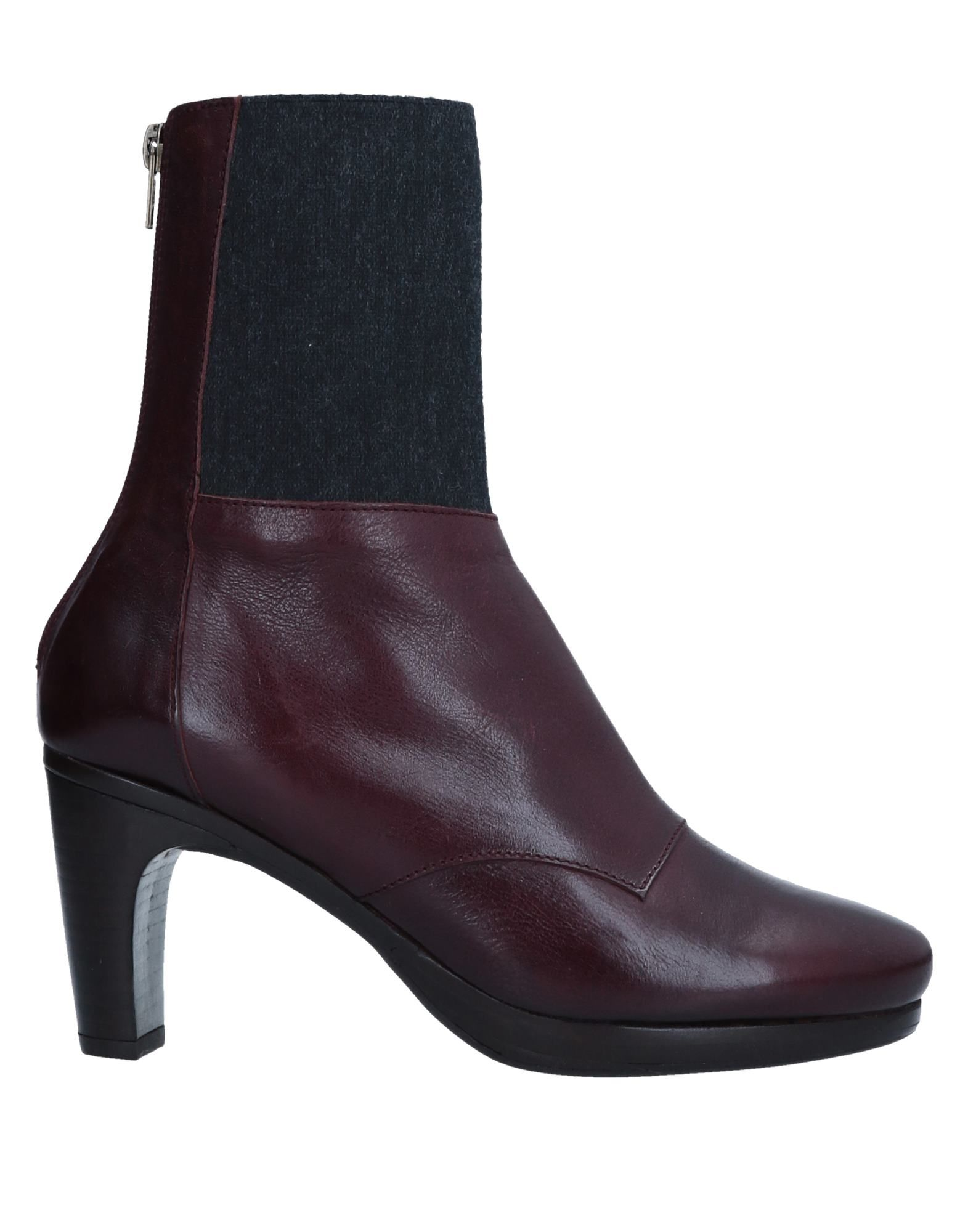 Bottine Anaid Kupuri Femme - Confortable Bottines Anaid Kupuri Bordeaux Confortable - et belle 50b1db