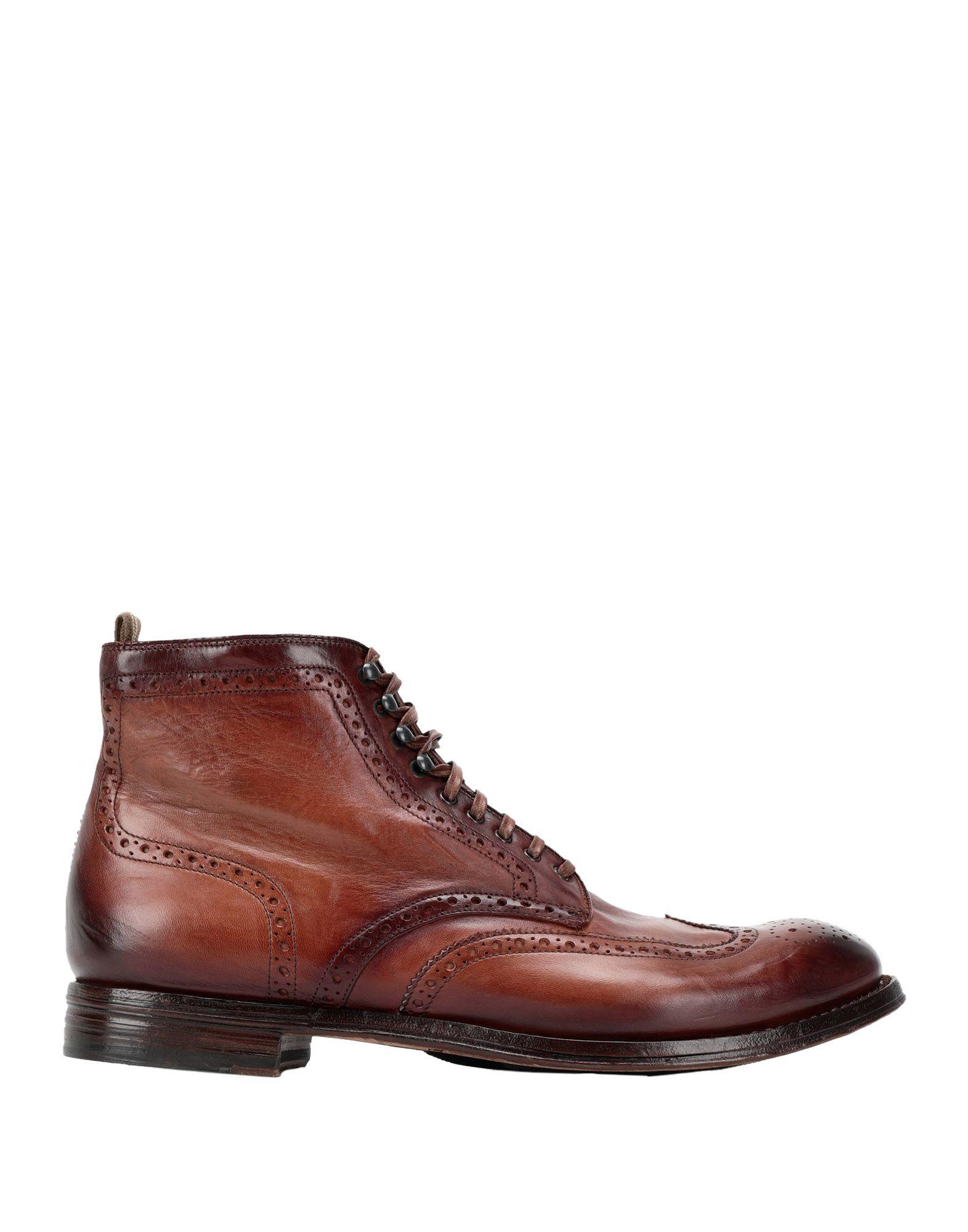 Officine Creative Italia Stiefelette Herren  11552696RN Gute Qualität beliebte Schuhe
