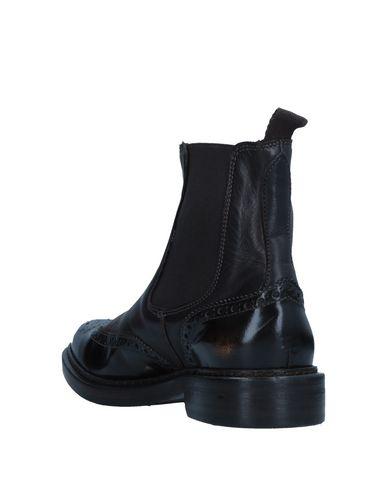 Hundred 100 Chelsea Boots Donna Scarpe Testa Di Moro
