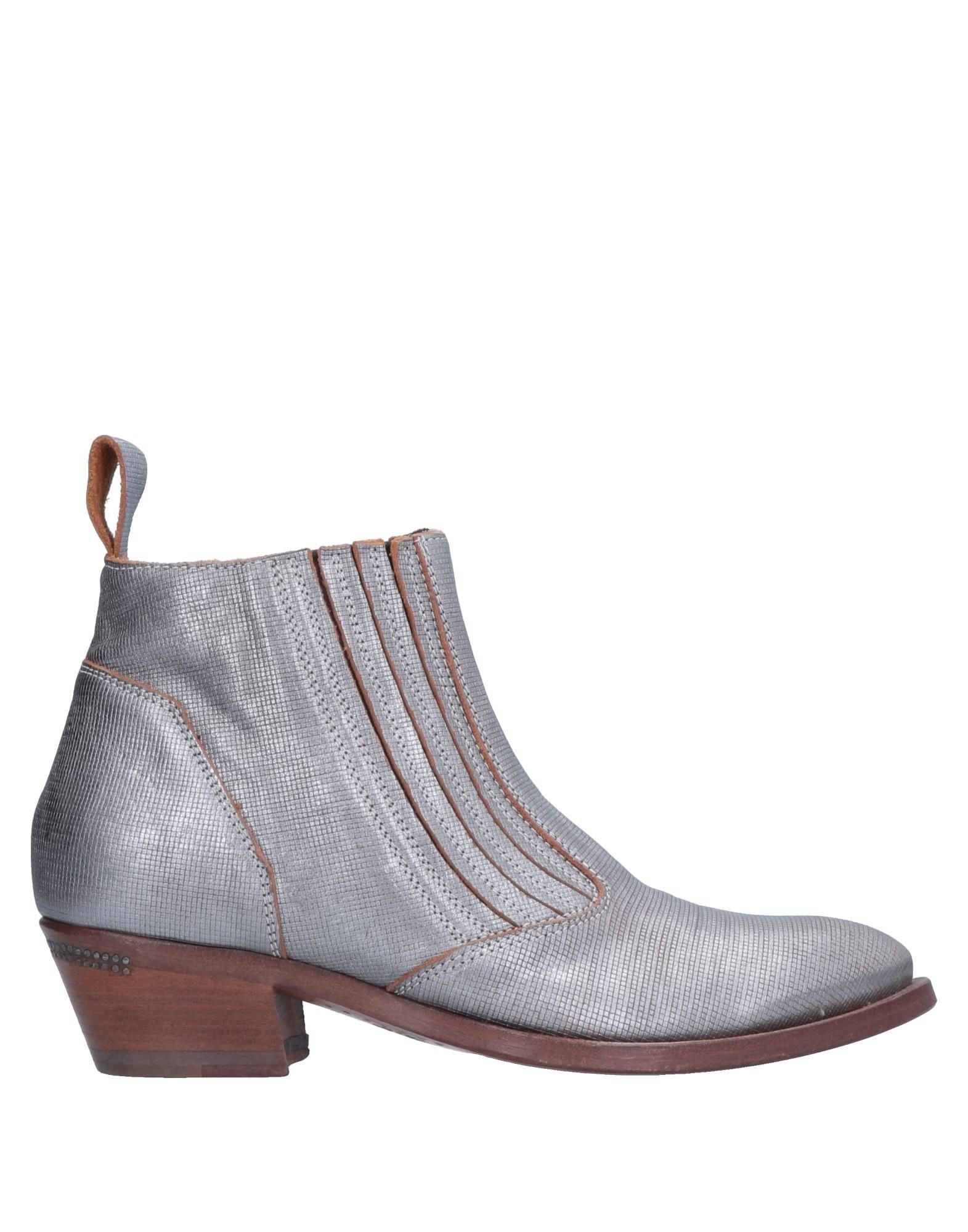 Bottillons Buttero® Femme - Bottillons Buttero® Argent Chaussures casual sauvages