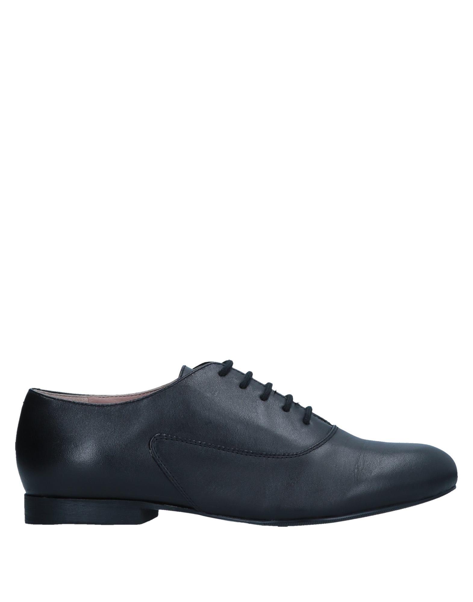 Jil Sander Navy Schnürschuhe Damen  11553290MKGut aussehende strapazierfähige Schuhe