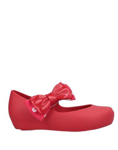 MINI MELISSA Sandals in Red