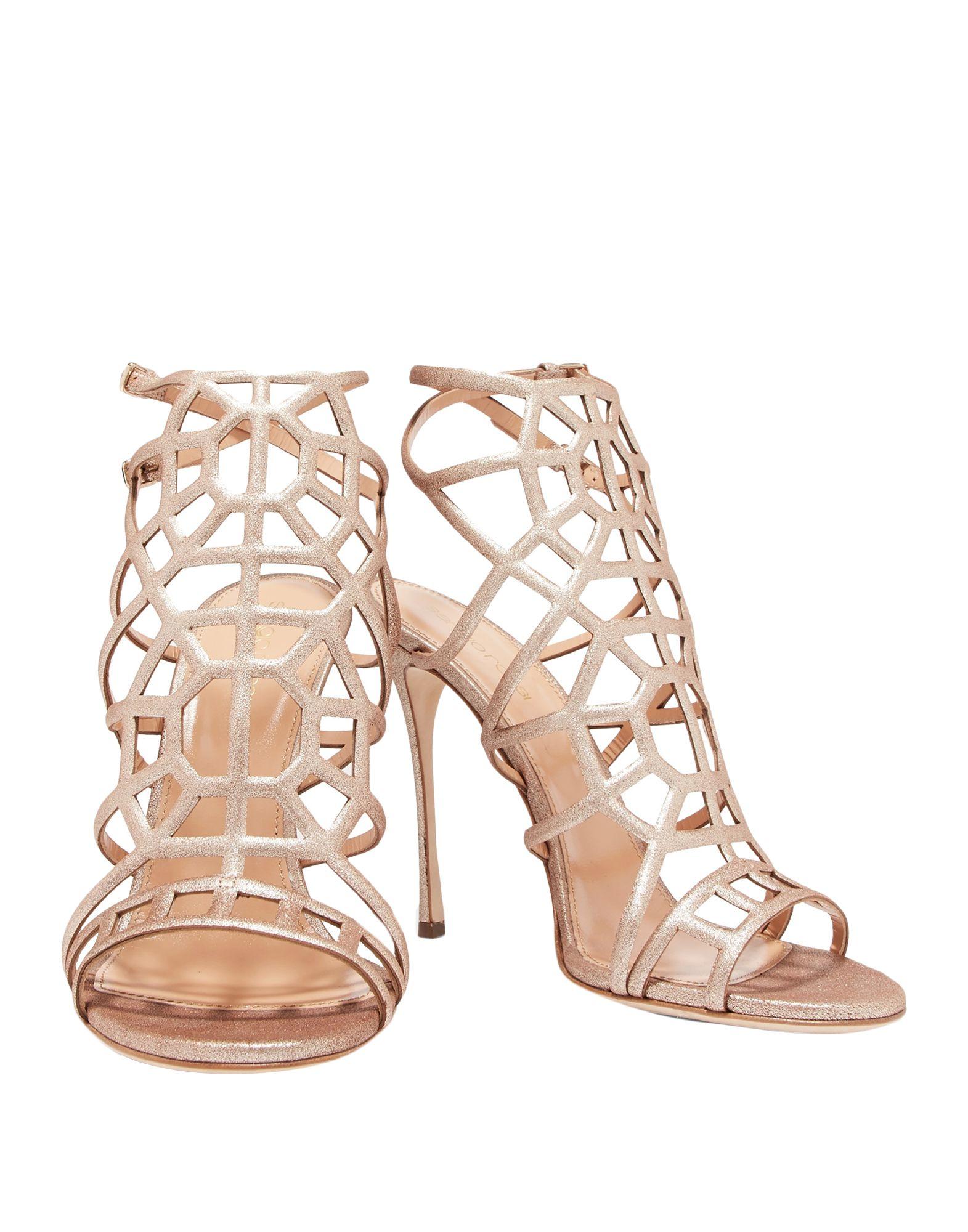 Sergio Rossi Sandalen Damen  Schuhe 11553499COGünstige gut aussehende Schuhe  05505a