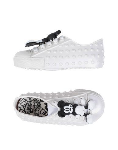 MINI MELISSA Sneakers in White
