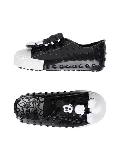 MINI MELISSA Sneakers in Black