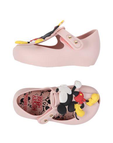 MINI MELISSA Sandals in Light Pink