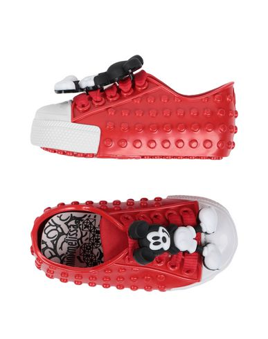 MINI MELISSA Sneakers in Red