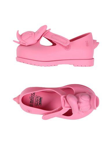 MINI MELISSA Sandals in Pink