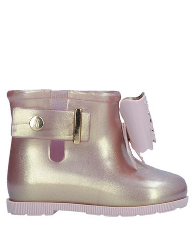 MINI MELISSA Ankle Boot in Pink