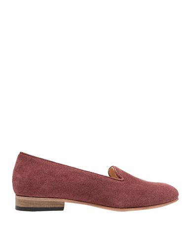 DIEPPA RESTREPO Loafers in Brick Red
