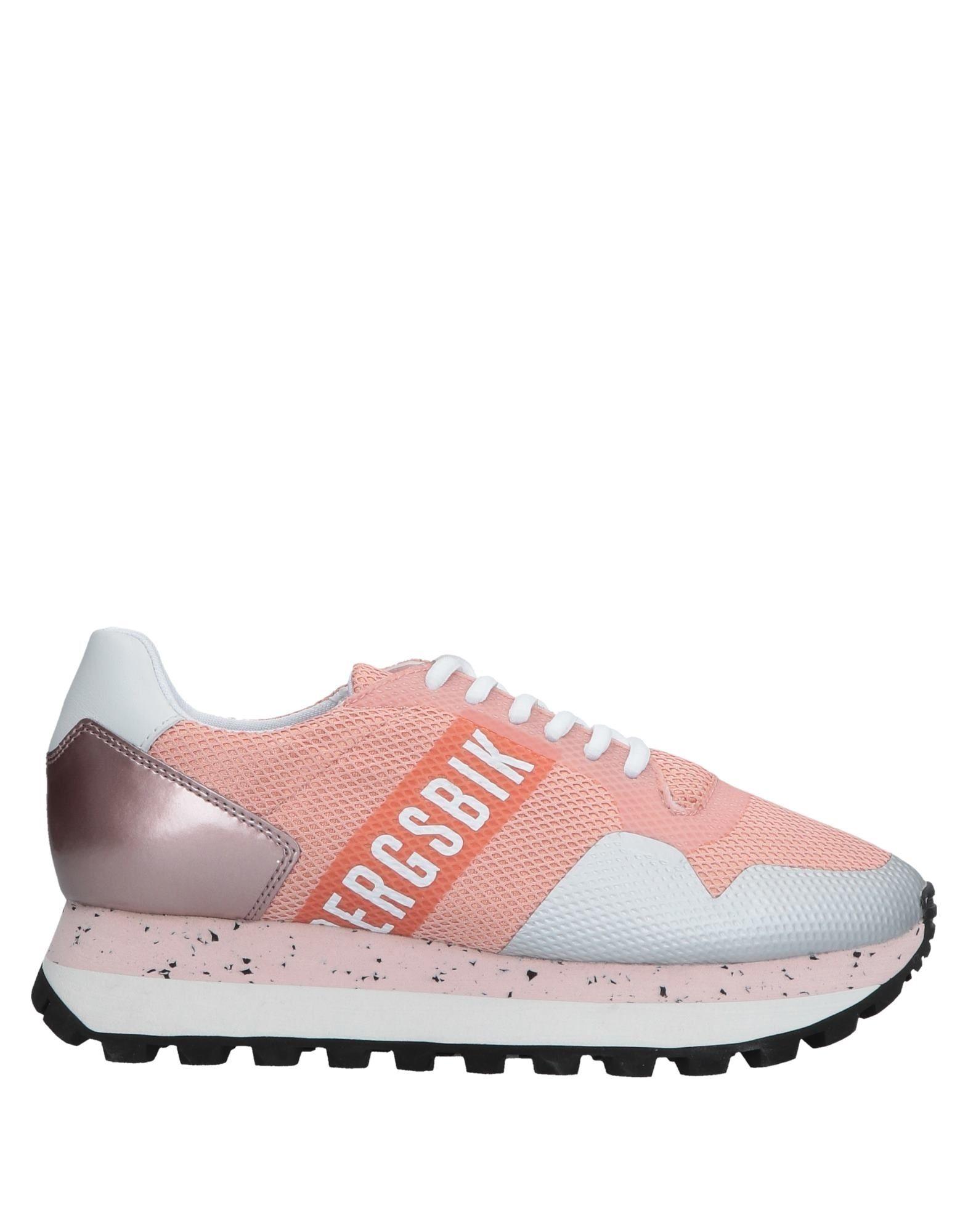 Baskets Bikkembergs Femme - chaussures Baskets Bikkembergs Saumon Dernières chaussures - discount pour hommes et femmes a74781