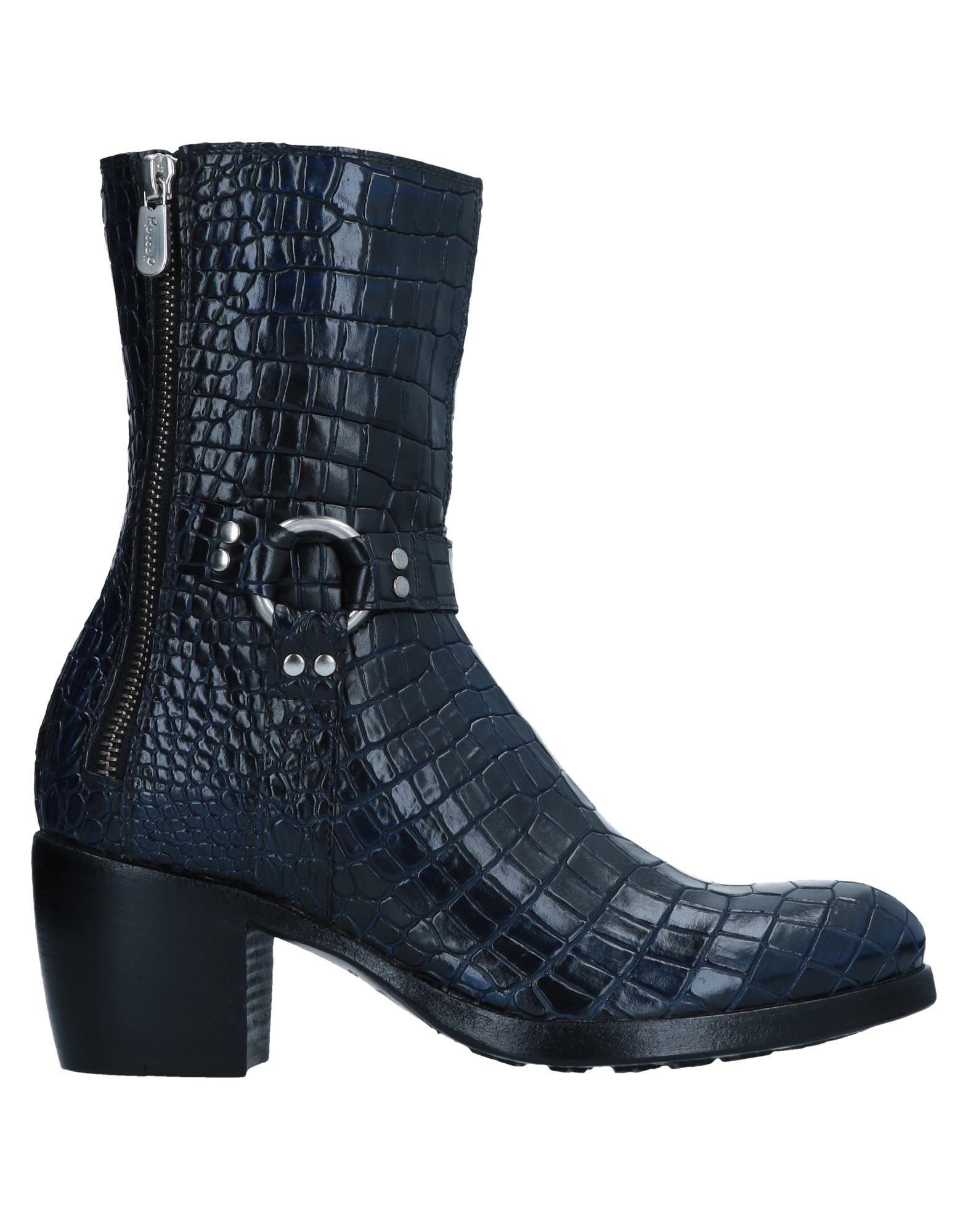 Rocco P. Stiefelette Damen  11553765WHGünstige gut aussehende Schuhe
