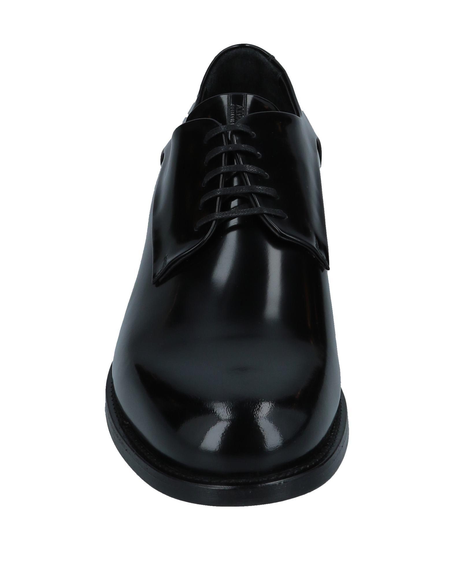 Armani Collezioni Gute Schnürschuhe Herren  11553775WW Gute Collezioni Qualität beliebte Schuhe aa77d5