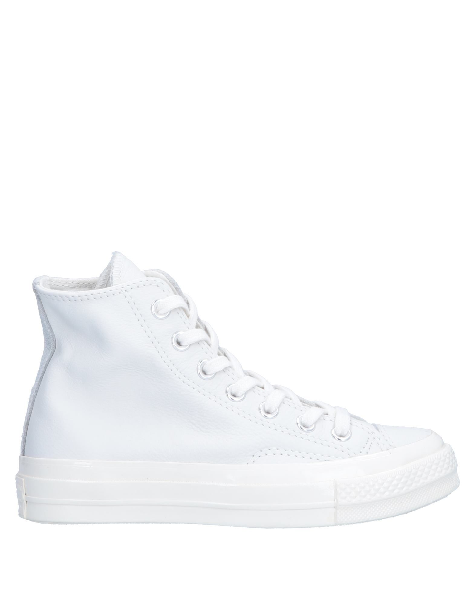 Baskets Converse All Star Femme - Baskets Converse All Star Blanc Dédouanement saisonnier