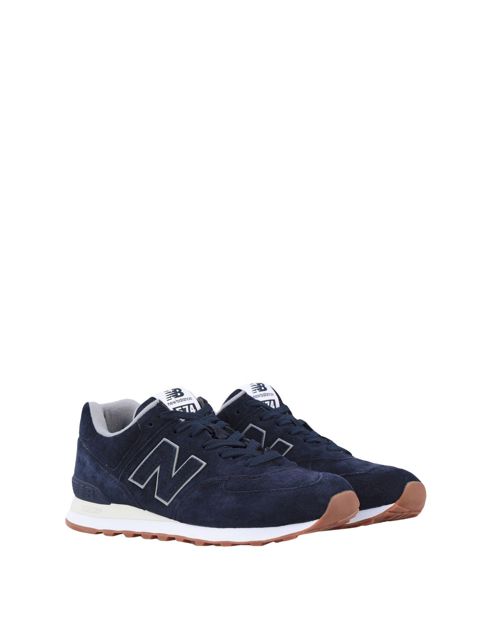 Rabatt echte Schuhe New Balance 11553839DW 574 Full Pigskin  11553839DW Balance a4d96e