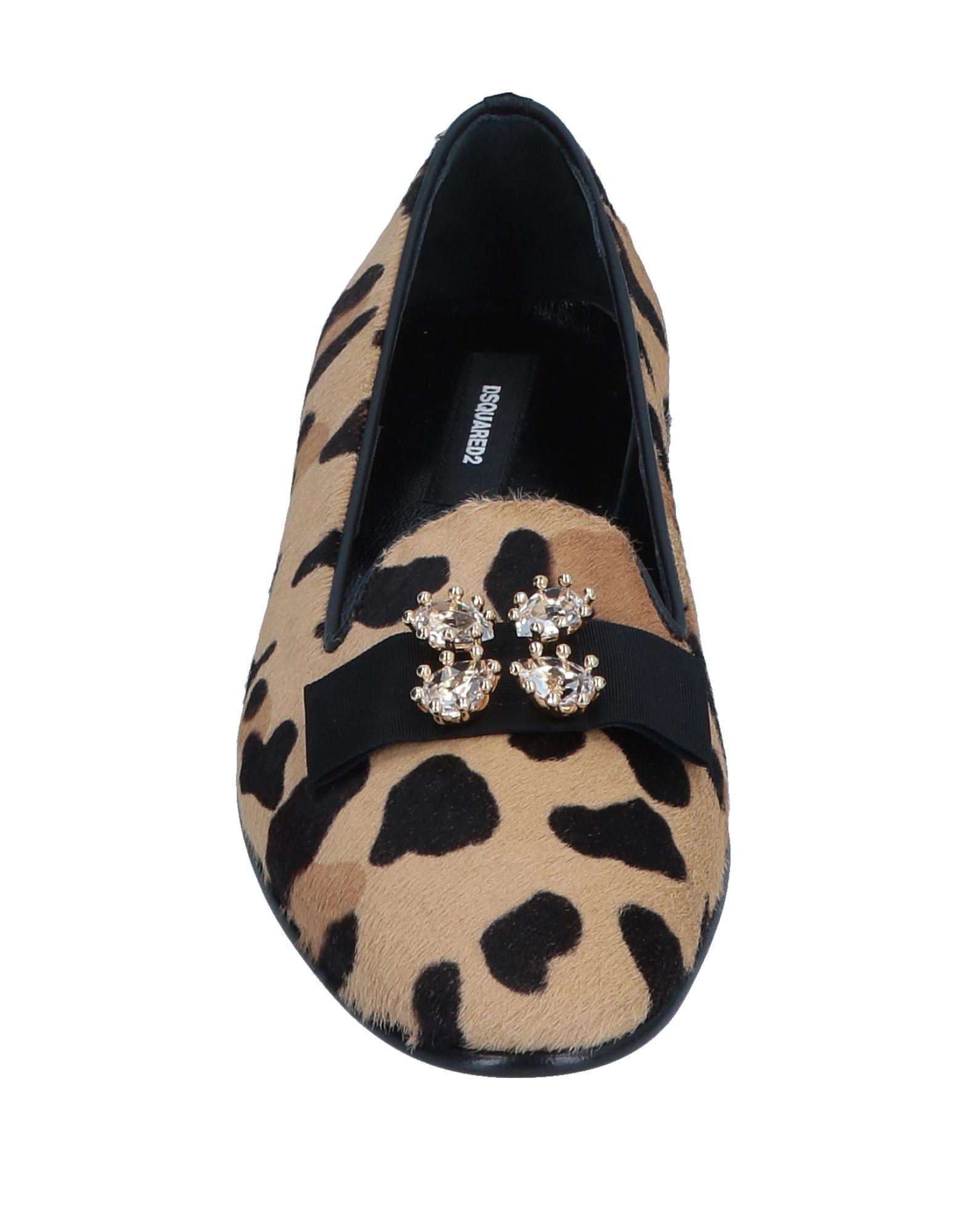 Dsquared2 Mokassins Damen gut  11553886HNGünstige gut Damen aussehende Schuhe 38173b