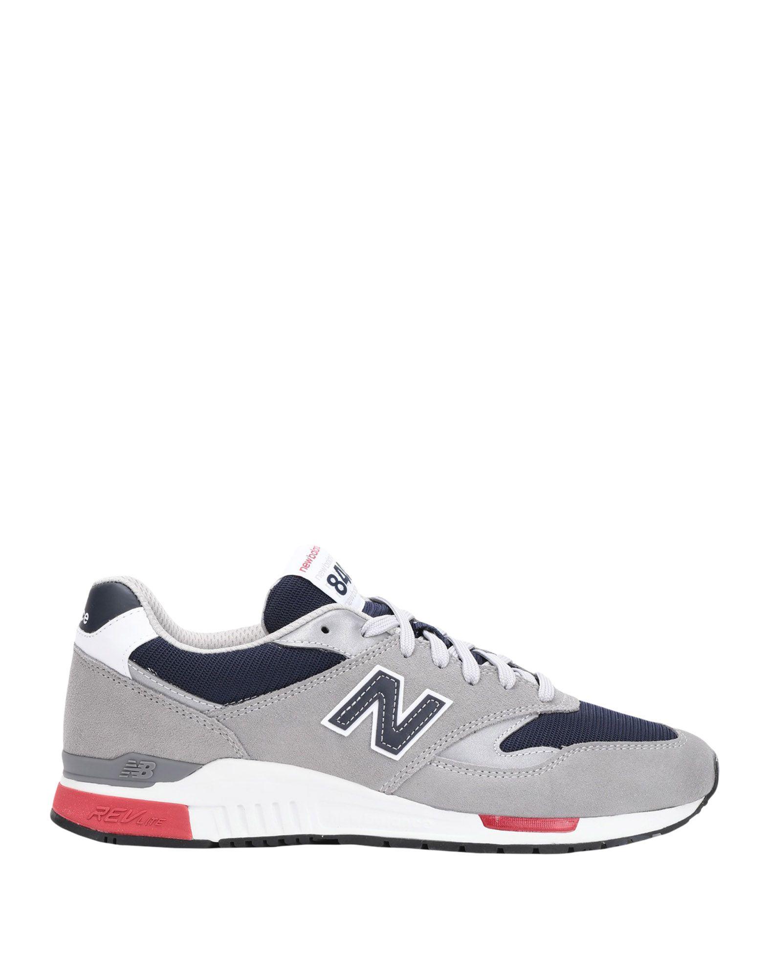 Zapatillas New Balance 840 Suede/Mesh - Hombre Hombre - - Zapatillas New Balance  Negro 19004e