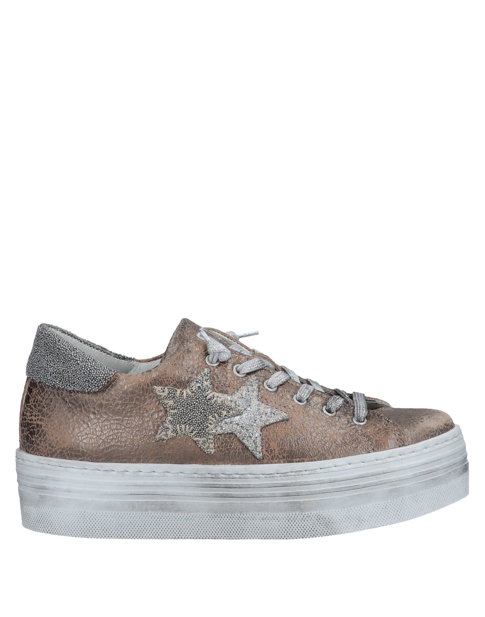 Baskets Baskets Baskets 2Star Femme - Baskets 2Star Bronze Chaussures casual sauvages 6381d6