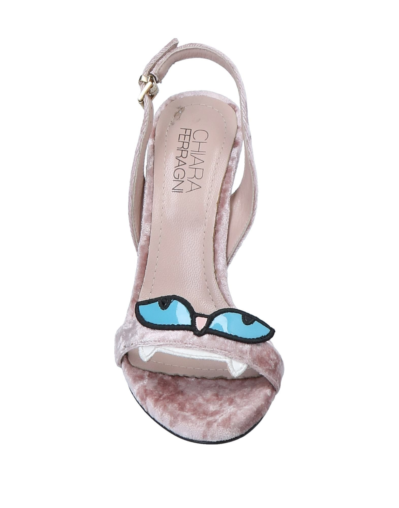 Chiara Ferragni Sandals - Women Chiara Chiara Chiara Ferragni Sandals online on  United Kingdom - 11554009SN 68839d