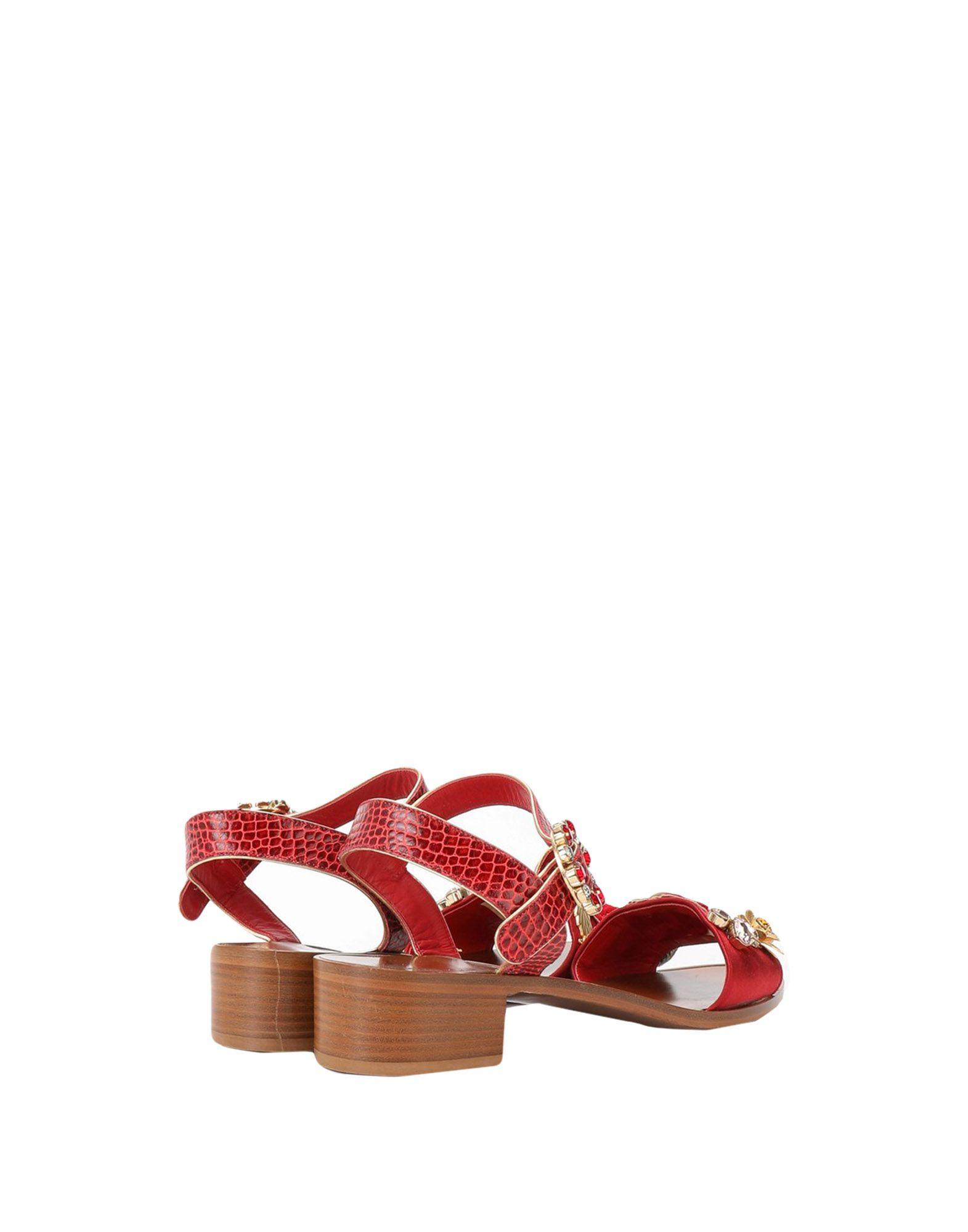 Dolce Gutes & Gabbana Sandalen Damen Gutes Dolce Preis-Leistungs-Verhältnis, es lohnt sich 2716 8a0320