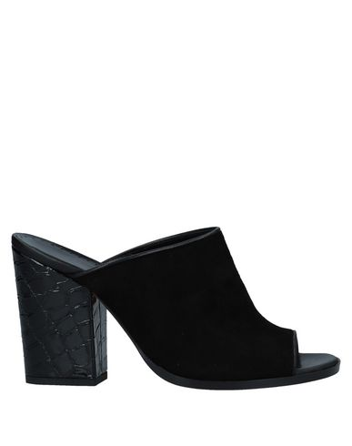 ALEXA WAGNER Sandals in Black