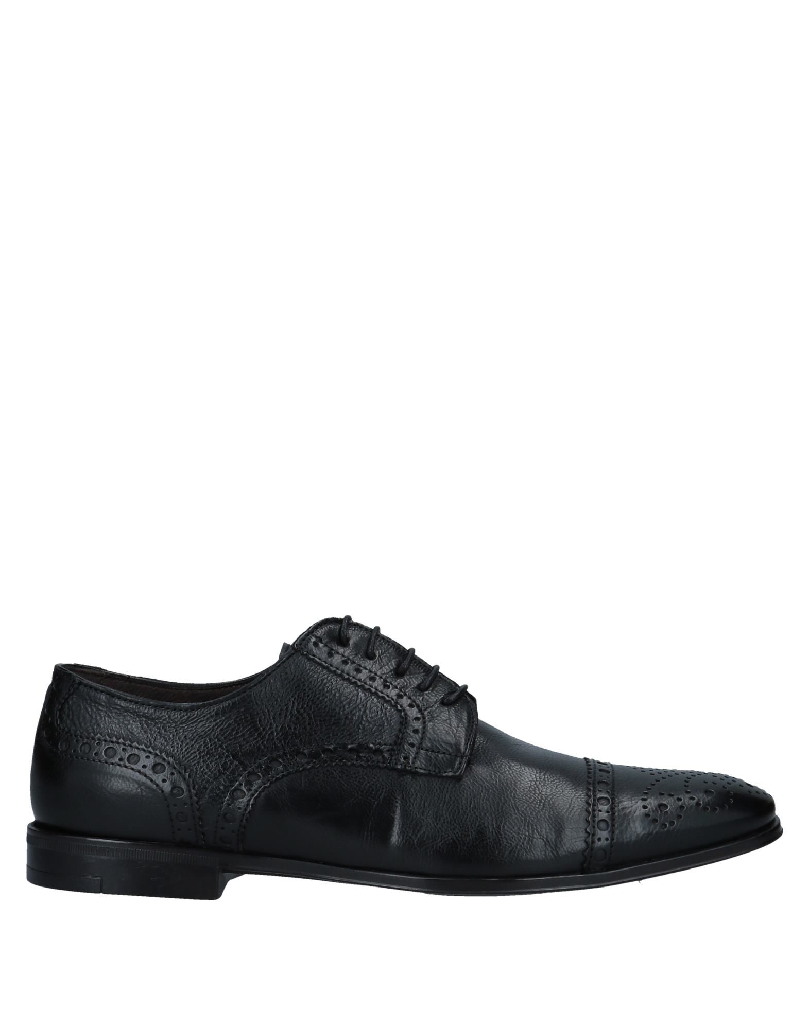 Rabatt echte Schuhe Baldinini Schnürschuhe Herren  11554153HX
