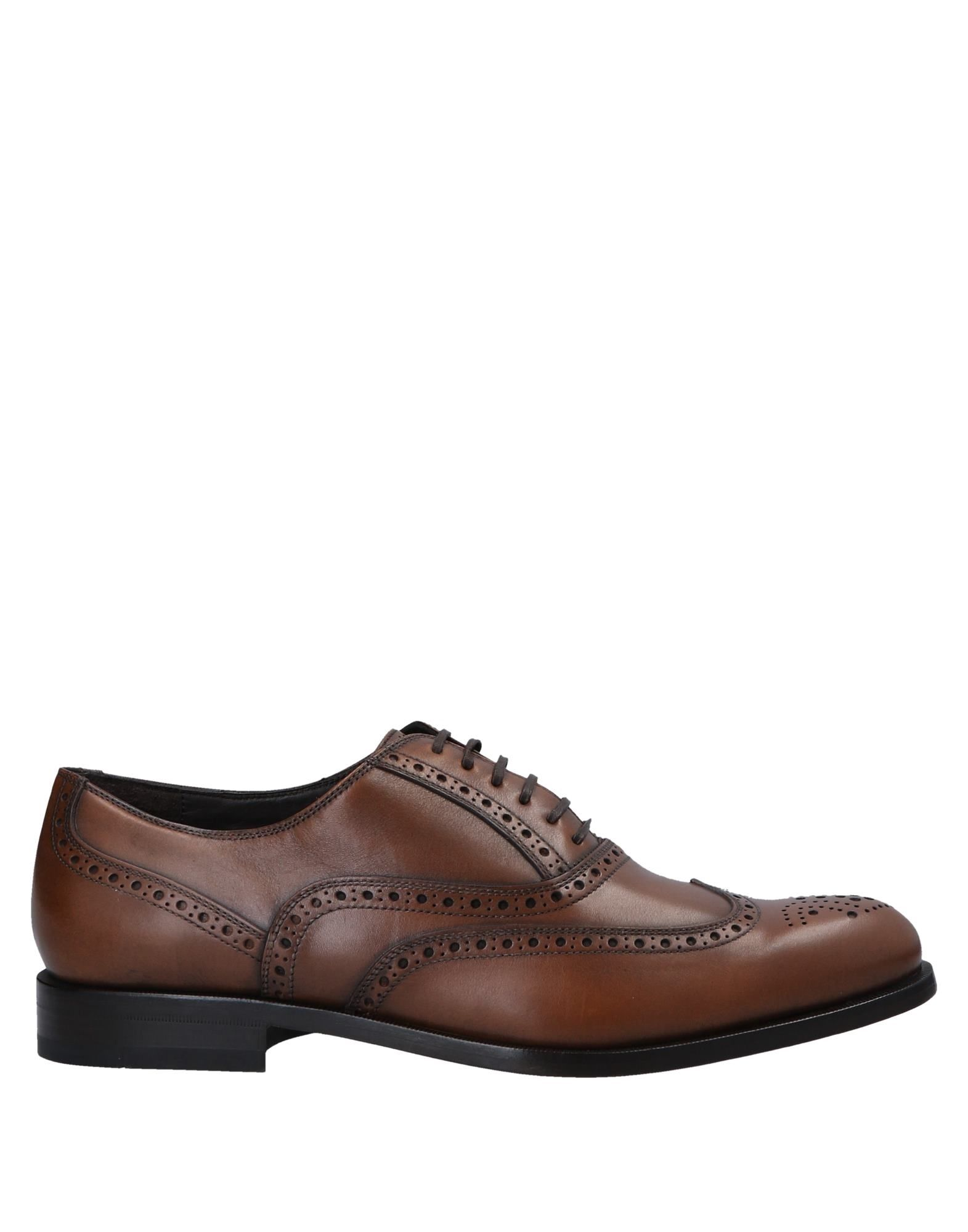 Salvatore Ferragamo Studio Schnürschuhe Herren  11554233JW Gute Qualität beliebte Schuhe