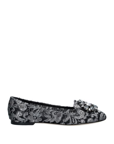 Dolce & Gabbana Loafers In Lead