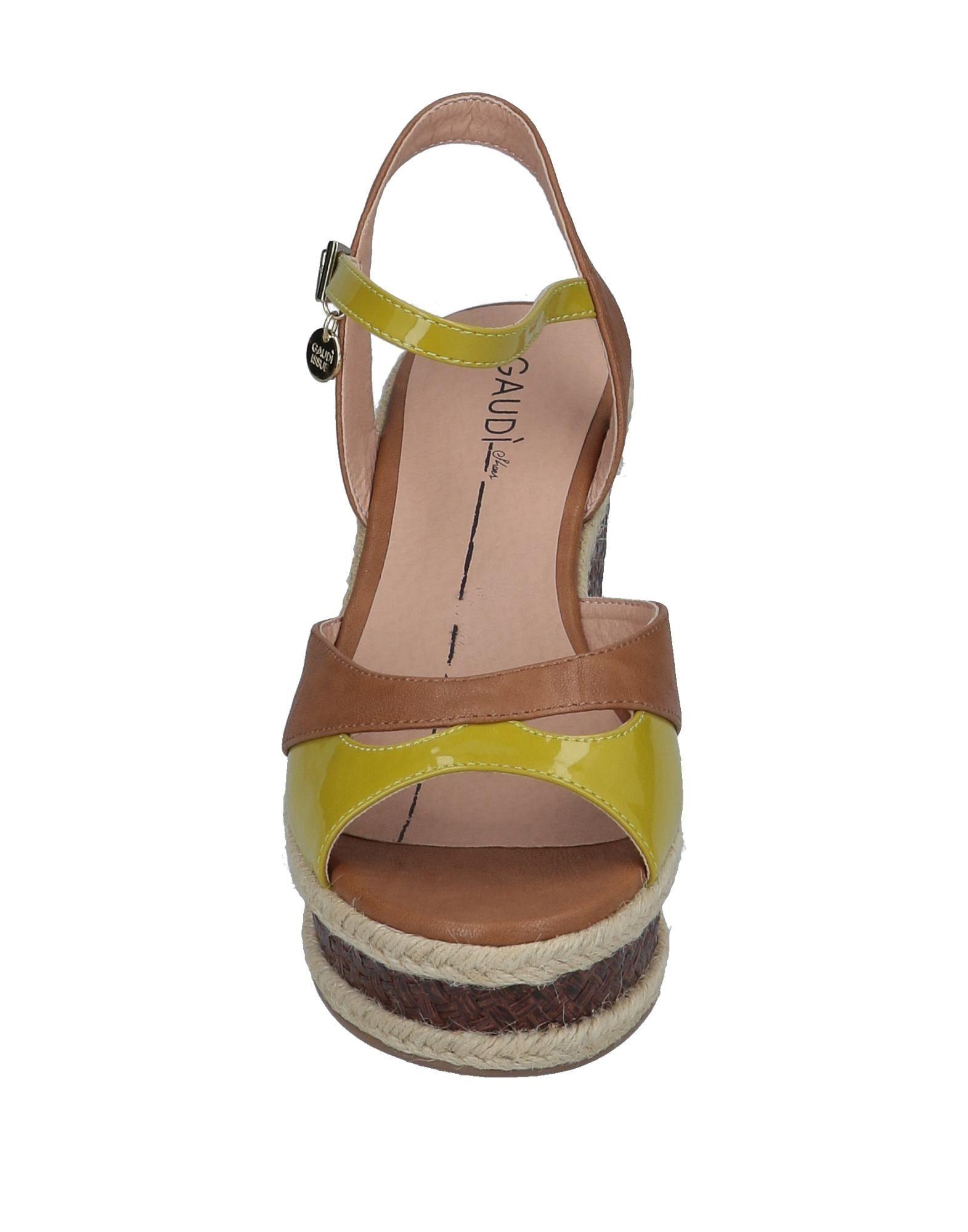 Gaudì Sandalen Qualität Damen  11554539QE Gute Qualität Sandalen beliebte Schuhe 68ad03