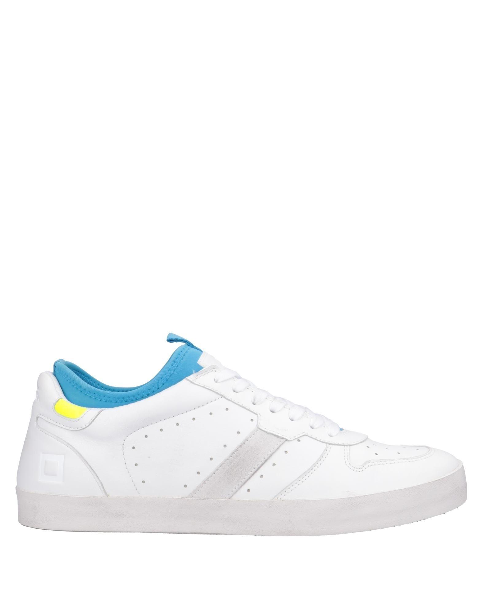 Rabatt echte Schuhe D.A.T.E. Sneakers Herren  11554571HF