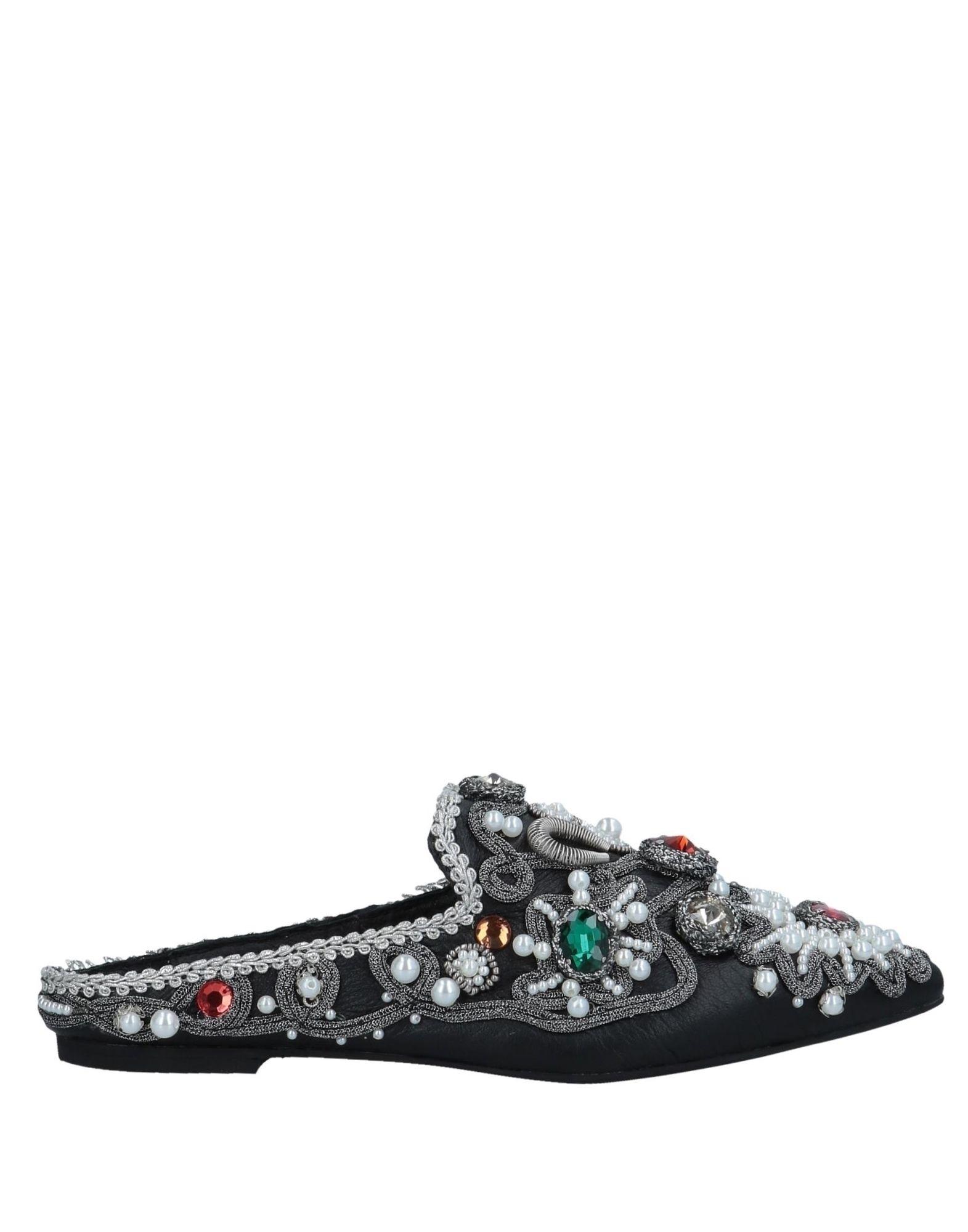 Gut um billige Pantoletten Schuhe zu tragenJeffrey Campbell Pantoletten billige Damen  11554611NS 3da04f
