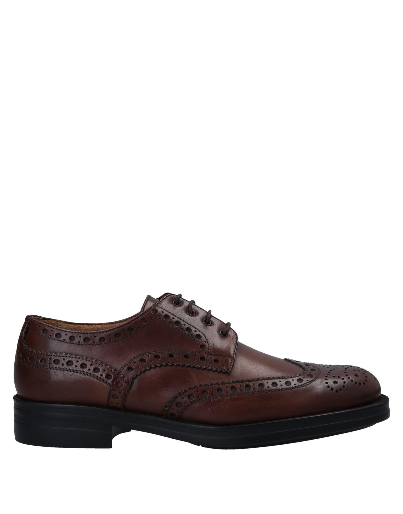Rabatt echte Schuhe Baldinini Schnürschuhe Herren  11554713BC